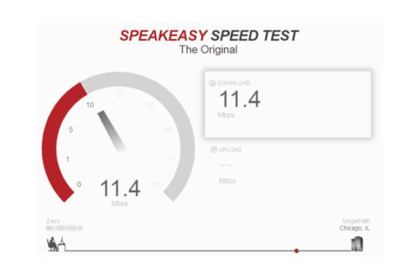 Como testar a velocidade da Internet... 2