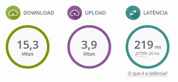 Como testar a velocidade da Internet... 3