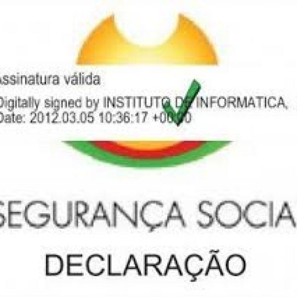 validar segurança social