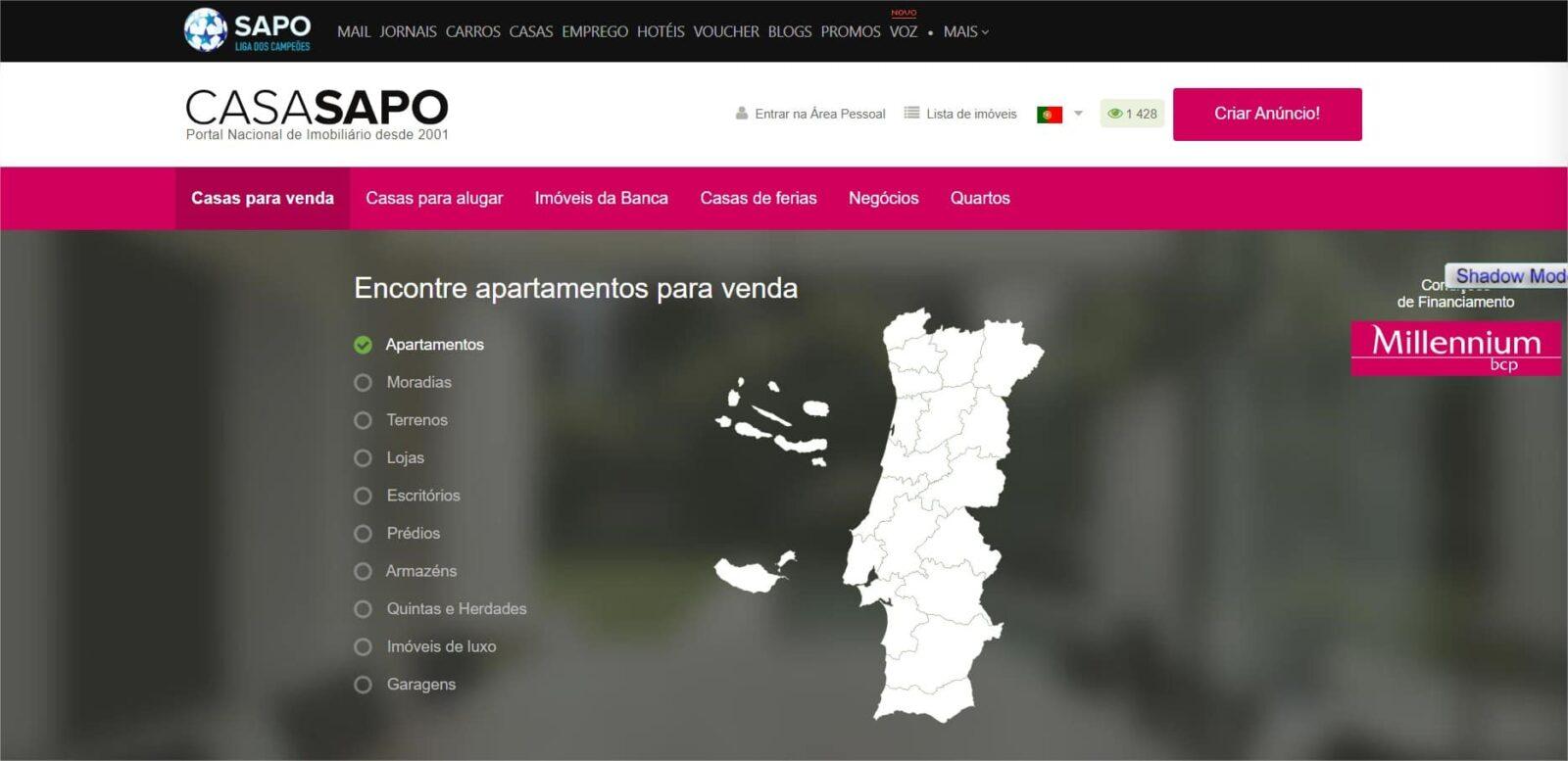 sites encontrar casa arrendar online