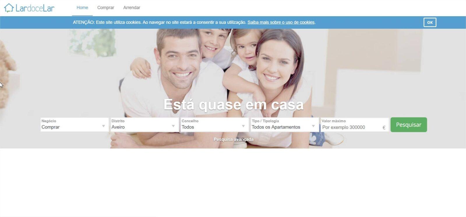 Sites procurar casas arrendar online