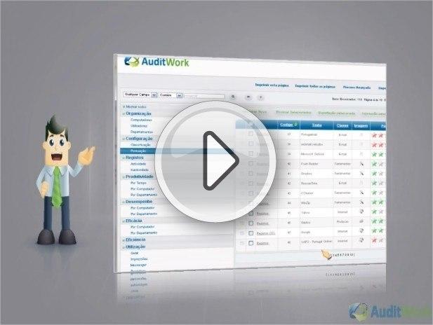AuditWork - optimização de recursos humanos e tecnologicos 4