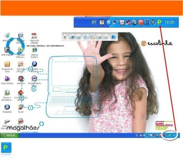 Como desbloquear a Internet no Magalhães 2 2