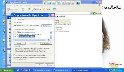 Como desbloquear a Internet no Magalhães 2 6