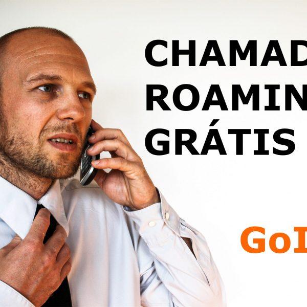 chamadas roaming grátis