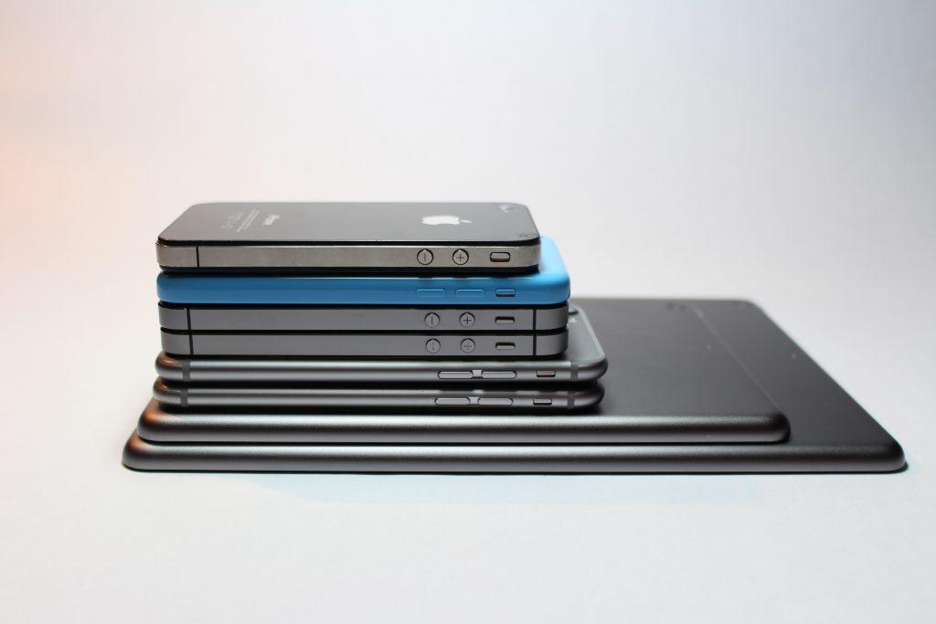apple telemóveis reparar perder dados