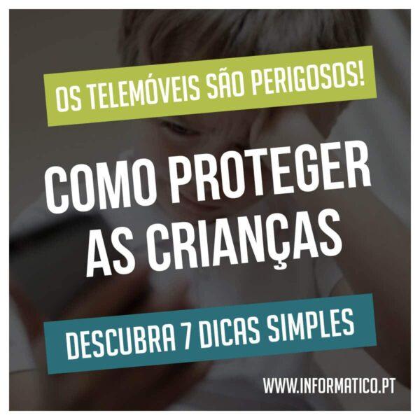 COMO PROTEGER CRIANÇAS 7 DICAS