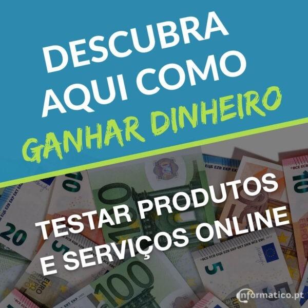 Como ganhar dinheiro a testar produtos e serviços