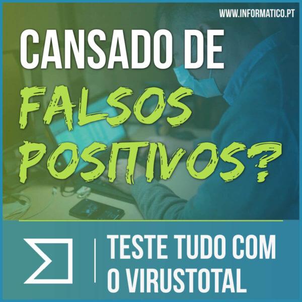 VirusTotal protege programadores de falsos positivos