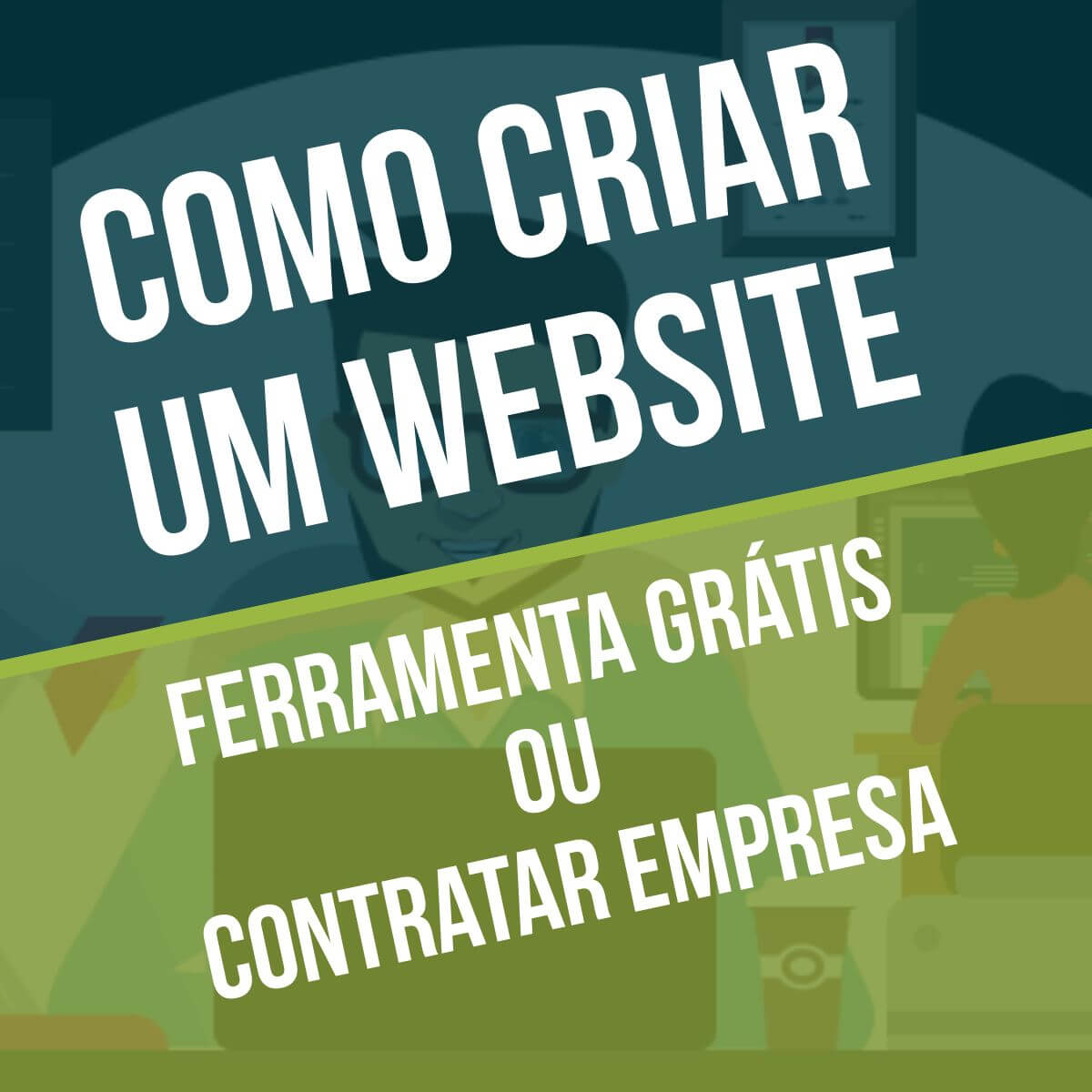Como criar website