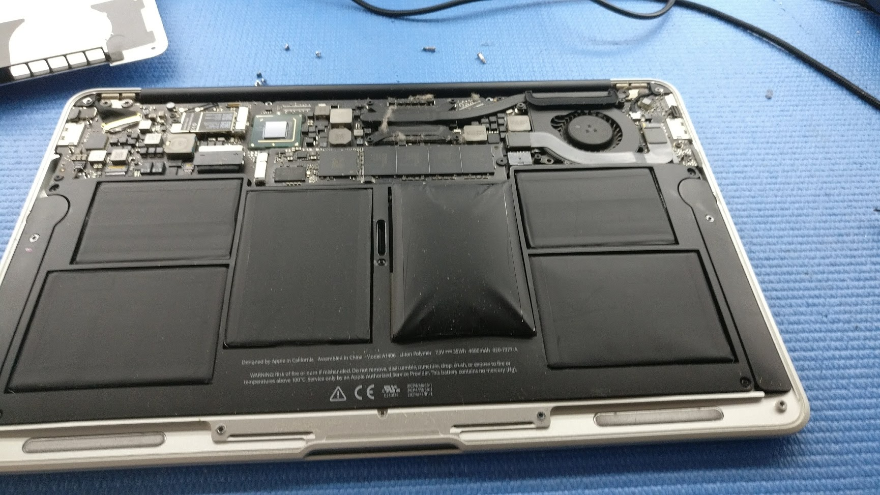 manutenção computador bateria