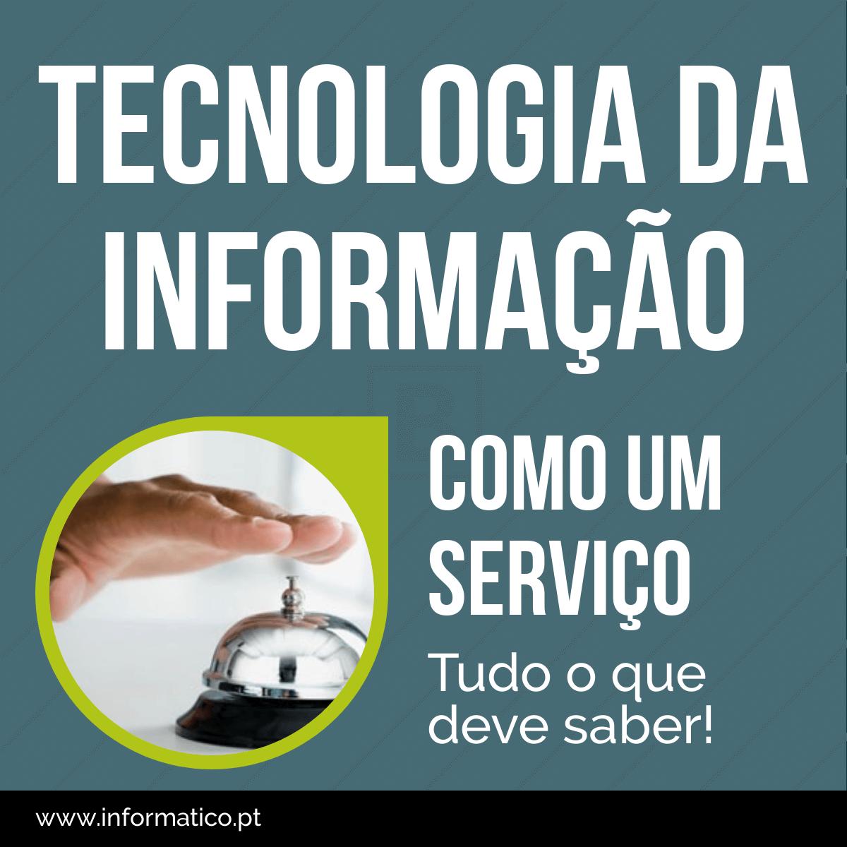 tecnologia como um serviço