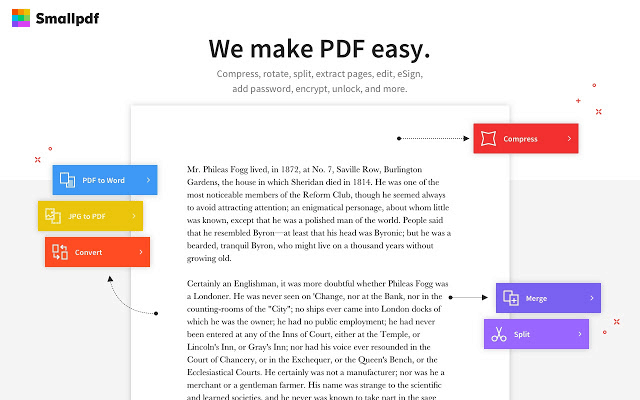 12 Ferramentas úteis para abrir e editar ficheiros PDF 7