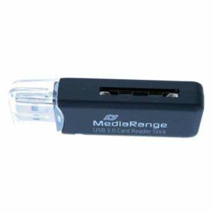 Leitor de Cartões MediaRange Stick USB 2.0