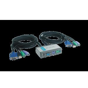 Switch D-LINK DKVM-2KU 2 portas – USB