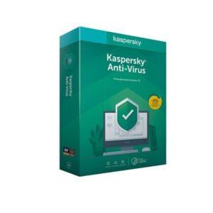 Software Antivírus Kaspersky 2020 1
