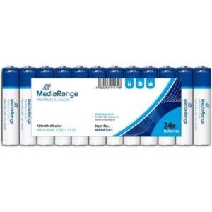 Pilha Alcalina MediaRange LR3/AAA 1.5V 1