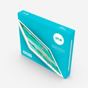Tablet SPC Gravity 9769216B 10.1′ – Branco