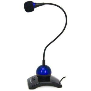 Microfone de secretária ESPERANZA 1