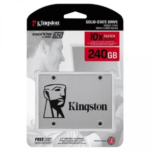 Disco Rigido 2.5′ SSD 240Gb – Kingston