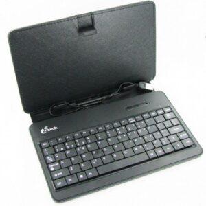 Capa Z8tech Tablet com Teclado 8' 1