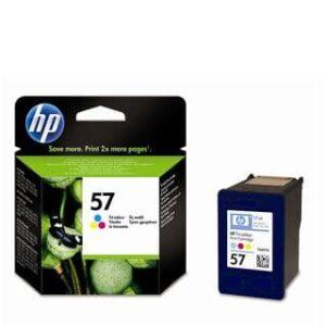 Tinteiro HP 57 Cores