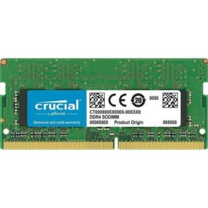 Memória RAM 16GB CRUCIAL DDR4-2400 1