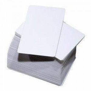 Cartões de Proximidade Brancos - 125 Khz 1