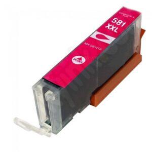 Tinteiro CANON C-581 XXL Vermelho – Compatível 1