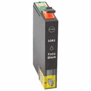 Tinteiro EPSON 33XL Preto 22ml – Compativel
