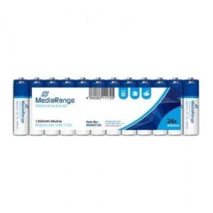 Pilhas Alcalinas MediaRange LR6(AA) 1