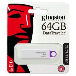 Pendrive 64Gb Datatraveler G4 – Kingston