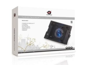 Cooler Portátil CONCEPTRONIC CNBCOOLSTAND1F