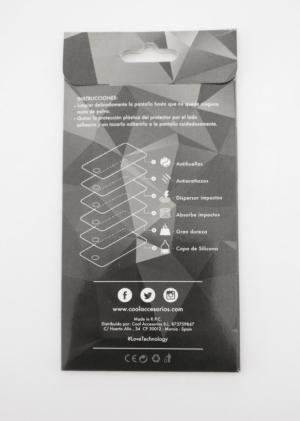 Vidro protector temperado 3D SAMSUNG GALAXY A6 Plus 2