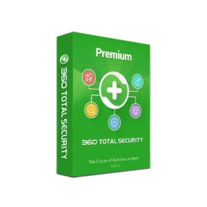 Software Antivírus 360 Total Security Premium