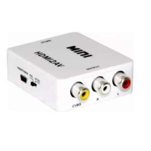 Adaptador HDMI para AV com Audio 1