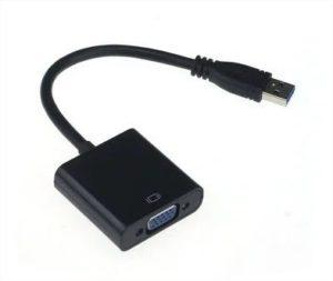 Adaptador USB para VGA 1