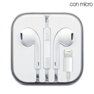 Auriculares c/ Microfone COOL para iPhone 1