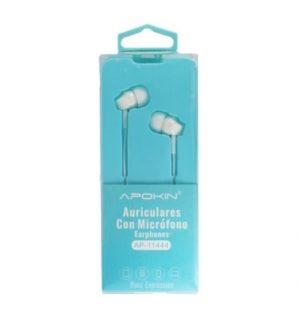 Auriculares c/ Microfone APOKIN AP-11444 1
