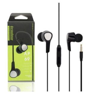 Auriculares c/ Microfone APOKIN AP-69 1
