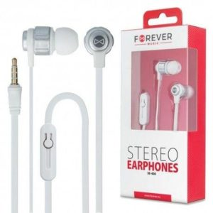 Auriculares c/ Microfone FOREVER 1