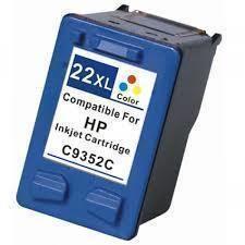 Tinteiro HP 22XL Cores – Reciclado 3