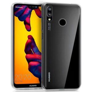 Capa Silicone Huawei P20 Lite 1