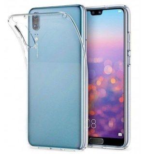 Capa Silicone Huawei P20 1