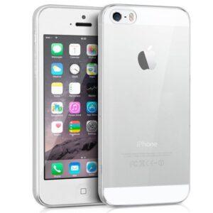 Capa Silicone IPhone 5 / 5s / SE 1