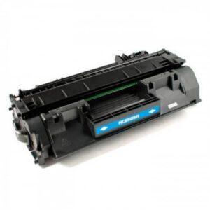 Toner HP CE505A Preto - Compatível
