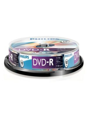 DVD-R PHILIPS 1