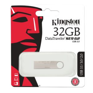 Pendrive KINGSTON Datatraveler SE9 G2 32Gb
