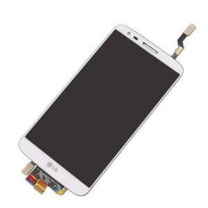 Touch e Display p/ telemóvel LG G2 Branco 1