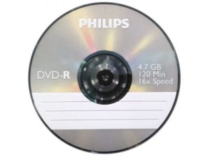 DVD-R PHILIPS